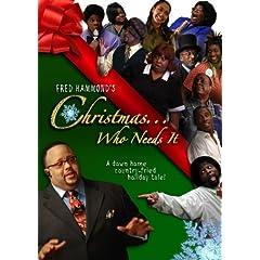 Christmas...Who Needs It