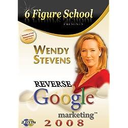 Reverse Google Marketing 2008