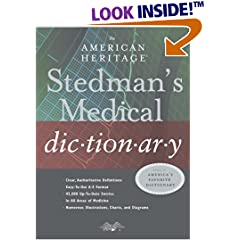 The American Heritage® Stedman's Medical Dictionary