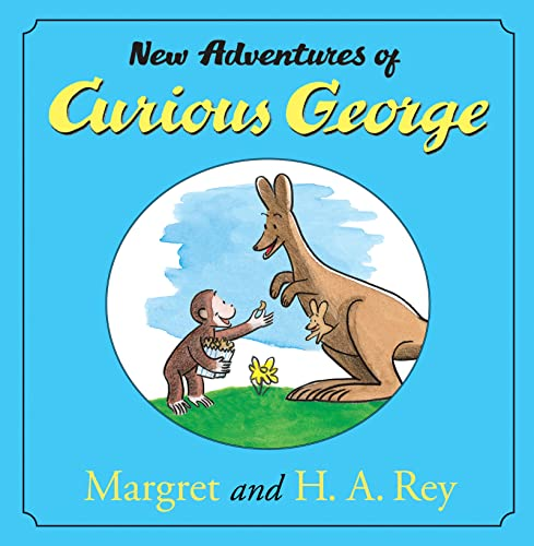 The New Adventures of Curious George-Margret Rey, H A Rey