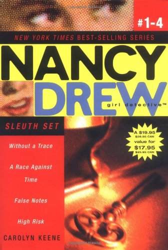 Nancy Drew Girl Detective: Sleuth Set (Nancy Drew (All New) Girl Detective)