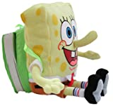 Spongebob's Backpack Book (SpongeBob SquarePants)(Sally Hall)