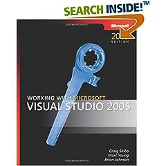VS 2005 kitap kapağı
