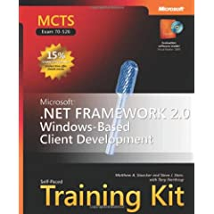 MCTS Self-Paced Training Exam 70-526