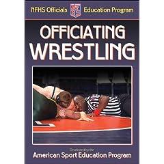 Officiating Wrestling (Officiating Sport Books)