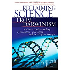 Cover of Reclaiming Science from Darwinism