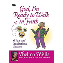 God, I'm Ready to Walk in Faith: Six Fun and Inspirational Sessions