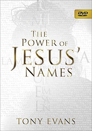 The Power of Jesus' Names DVD