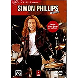 Simon Phillips Complete