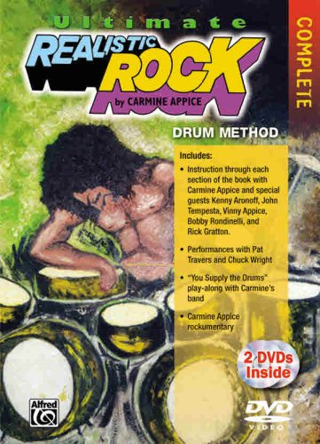 Ultimate Realistic Rock Drum Method