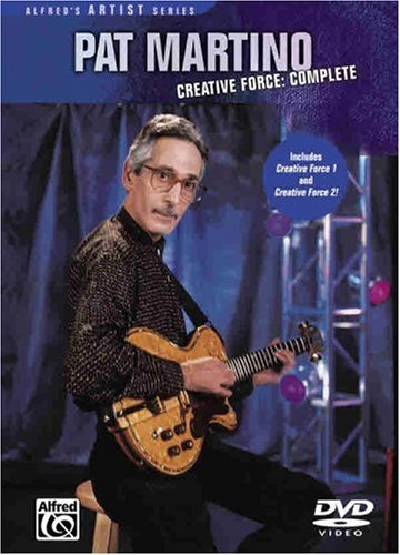 Pat Martino- Creative Force