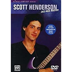 Scott Henderson  Jazz-Rock Mastery