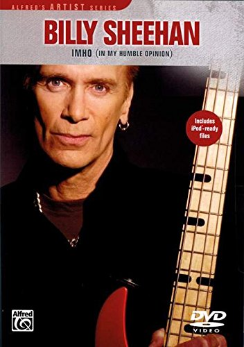 Billy Sheehan Home Bass (DVD)