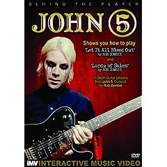 Behind the Player: John 5