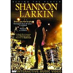 Behind the Player: Shannon Larkin