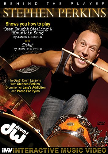 Behind the Player: Stephen Perkins