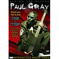 Behind the Player: Paul Gray