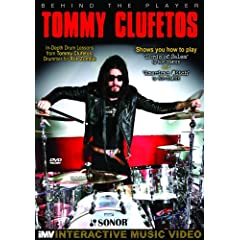 Behind the Player: Tommy Clufetos