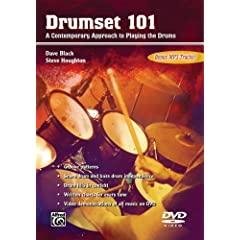 Drumset 101: A Contemporary Approach to Playing the Drums (DVD)