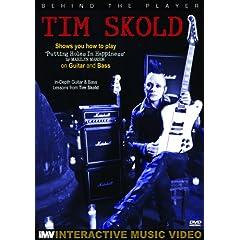 Behind the Player: Tim Skold