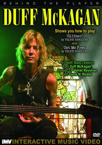 Behind the Player: Duff McKagan