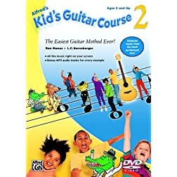 Kid's Guitar Course 2 (DVD)