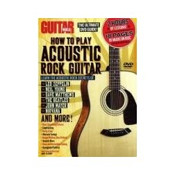 Guitar World -- How to Play Acoustic Rock Guitar (DVD)