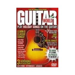 Guitar World -- Play Holiday Songs on the Guitar! (DVD)