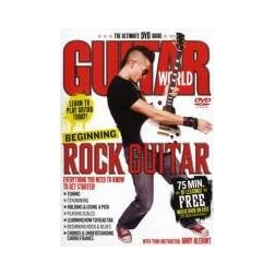 Guitar World -- Beginning Rock Guitar (DVD)