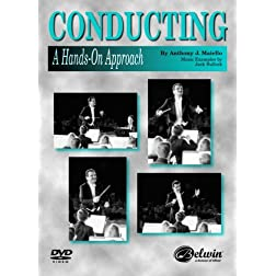 Conducting -- A Hands-On Approach (DVD)