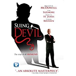 Suing the Devil Blu-Ray/DVD Combo