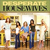 Desperate Housewives 2007 Wall Calendar