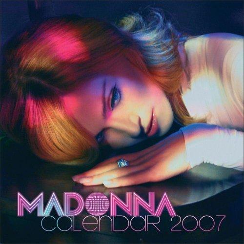 Madonna 2007 Wall Calendar
