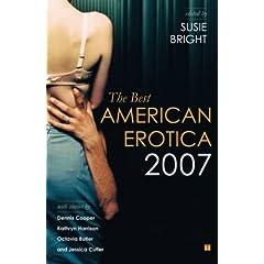 Best American Erotica 2007
