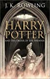 Harry Potter (Book 5) UK版: Harry Potter and the Order of the Phoenix [Adult Edition](J.K. Rowling)