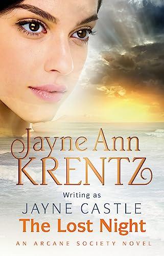 The Lost Night (Rainshadow Island)-Jayne Ann Krentz