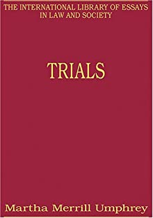 essays on law and society Race, law and society (the international library of essays in law and society) (the international library of essays in law and society) has 1 rating and.