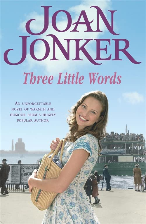 Three Little Words-Joan Jonker