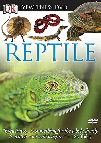 Eyewitness: Reptiles