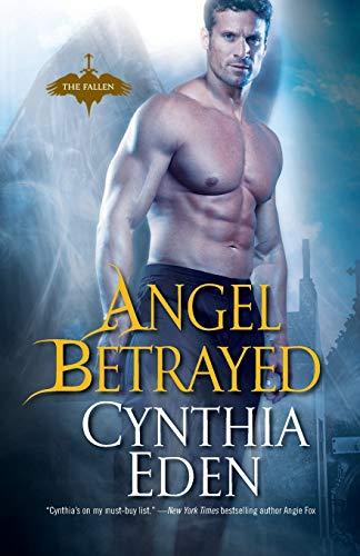 Angel Betrayed-Cynthia Eden
