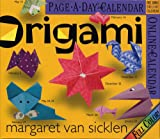 Origami Page-A-Day Calendar 2007