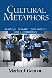 cover of Cultural Metaphors: Readings, Research Translations, and Commentary