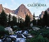 Wild & Scenic California Deluxe 2005 Calendar