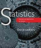 Statistics: Concepts and Applications for Science with Workbook