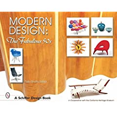 Modern Design: The Fabulous 50s(Schiffer Design Book