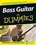 Bass Guitar for Dummies (--for Dummies)