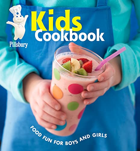 Kids Cookbook: Food Fun for Boys and Girls