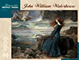 John William Waterhouse: Miranda 1000 Piece Jigsaw Puzzle
