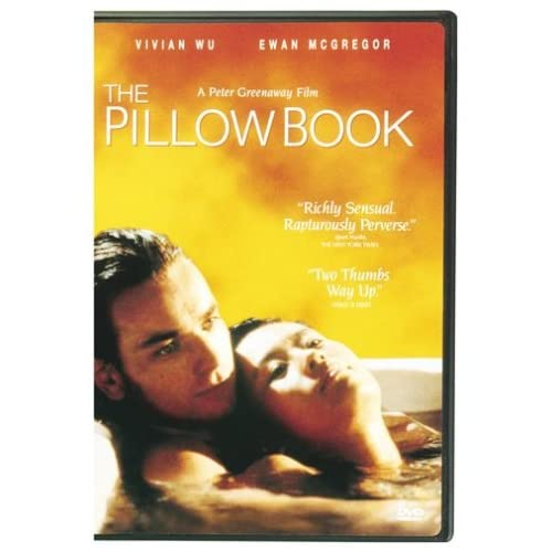 The Pillow Book / Интимный дневник (1996)