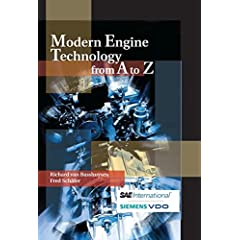 Modern Engine Technology: From A to Z Richard Van Basshuysen